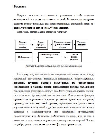 Интеллектуальный капитал Контрольные работы Банк рефератов  Интеллектуальный капитал 27 10 08