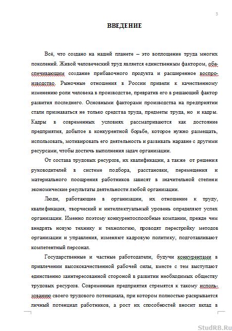 Курсовая Анализ эффективности использования трудовых ресурсов на  Анализ эффективности использования трудовых ресурсов на примере КФХ Нива 04 05 10